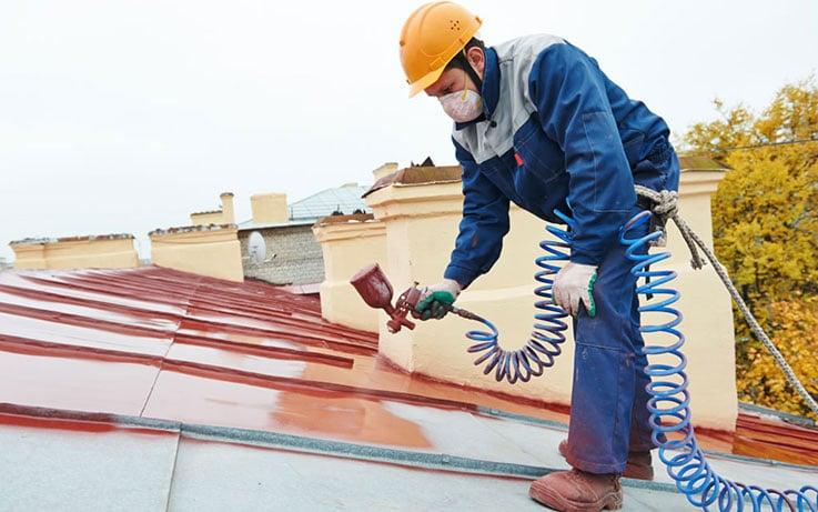 Revêtement élastomère toiture arcachon